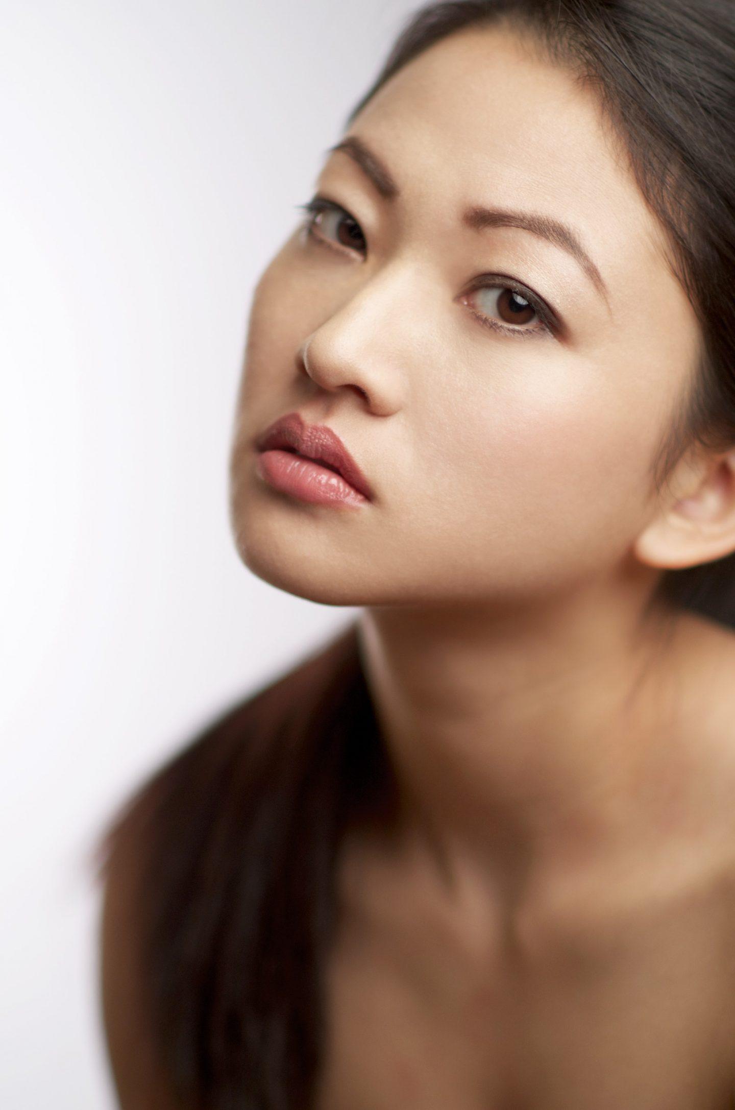 Monica Wong Model The Wong Blog Everyday Natural Make Up