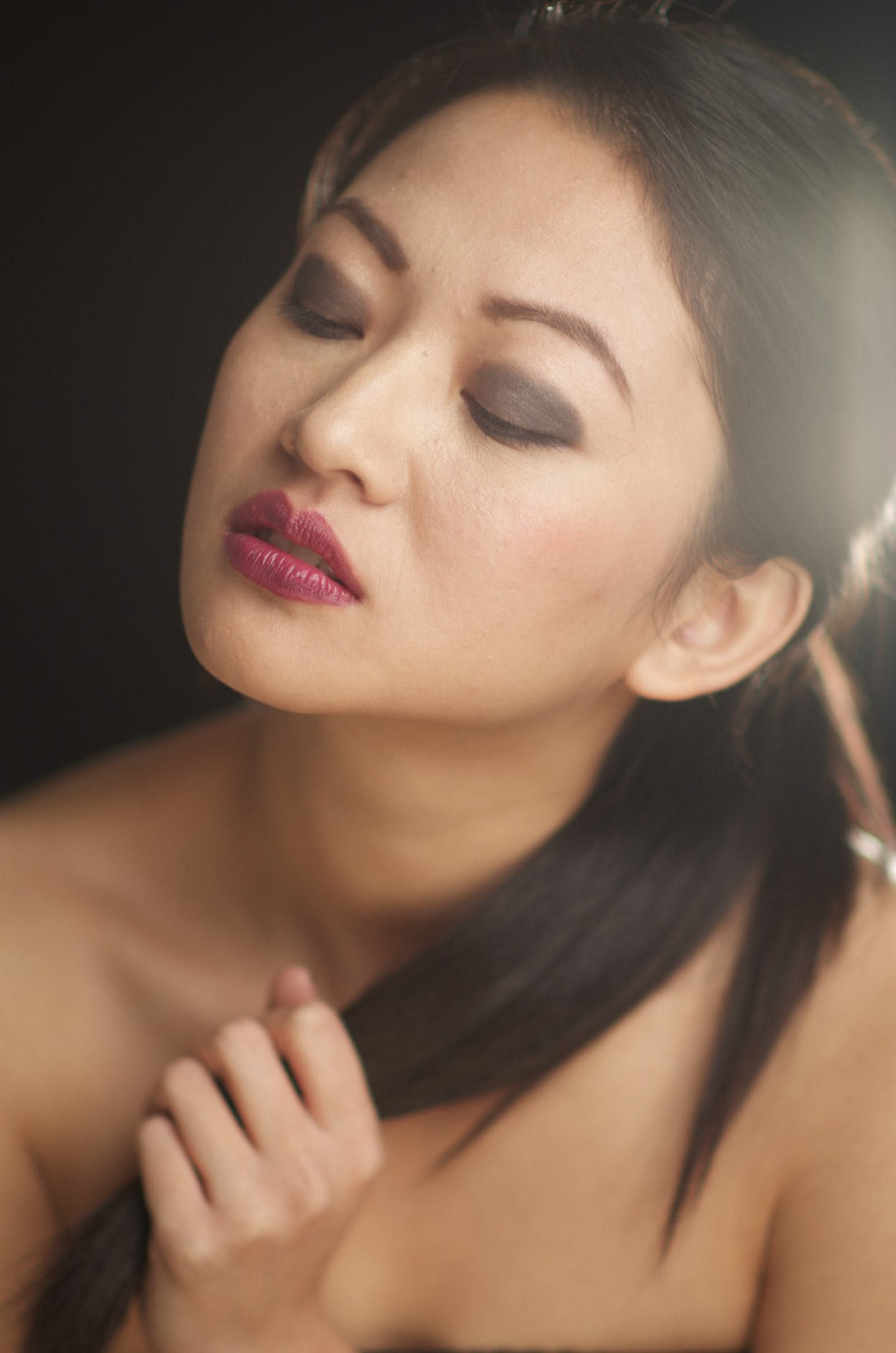 How to do a dramatic make up look The Wong Blog