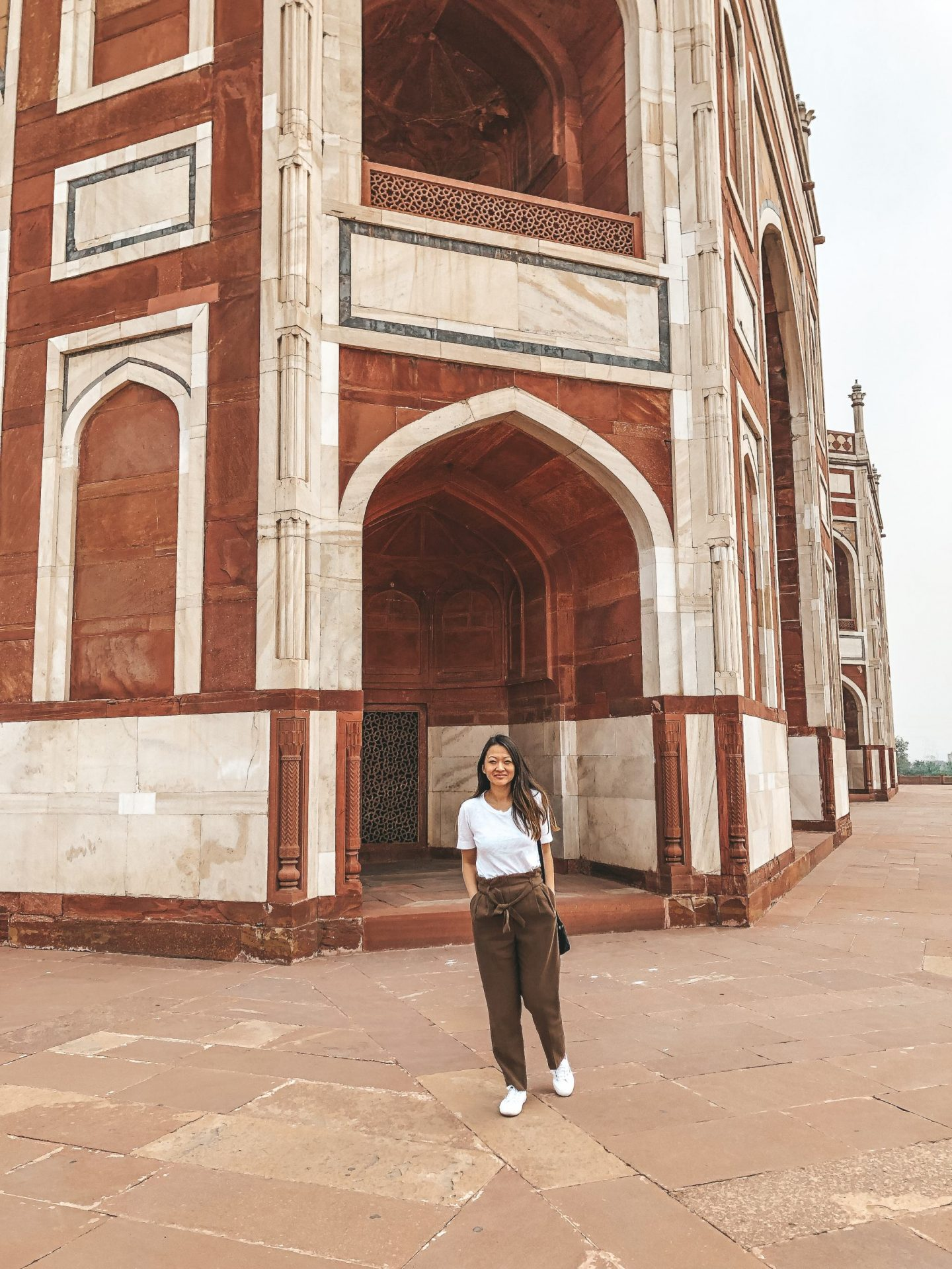 travel-guide-to-delhi-india-Humayun's-Tomb